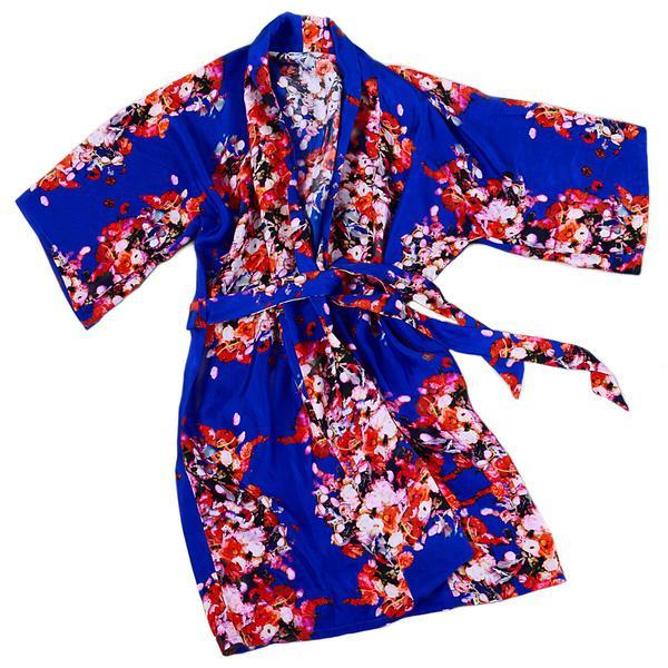 Ritzas Ranunculus silk robe from Hero Shop, $395