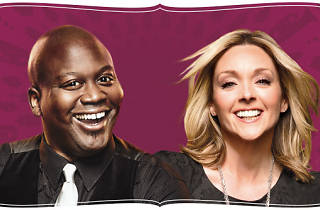 New Year's Eve with Tituss Burgess and Jane Krakowski