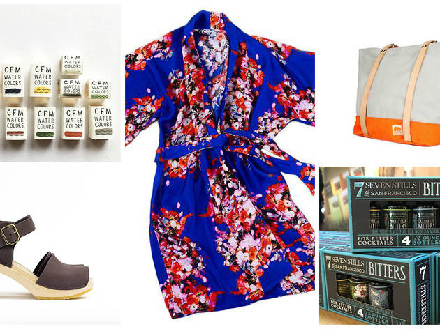 A fail-safe holiday gift guide starring Bay Area brands
