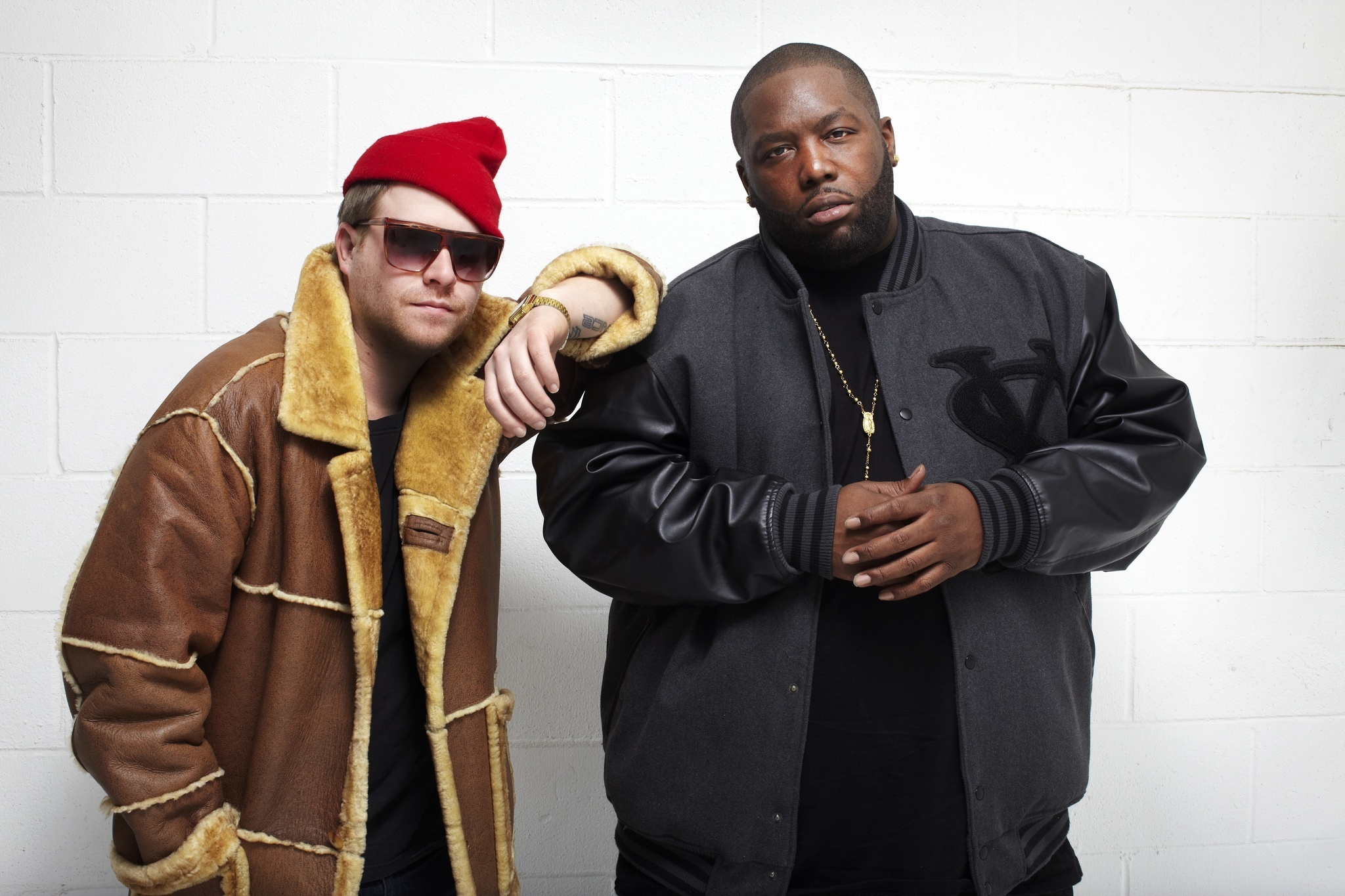 Run the Jewels + The Gaslamp Killer + Spark Master Tape + Cuz