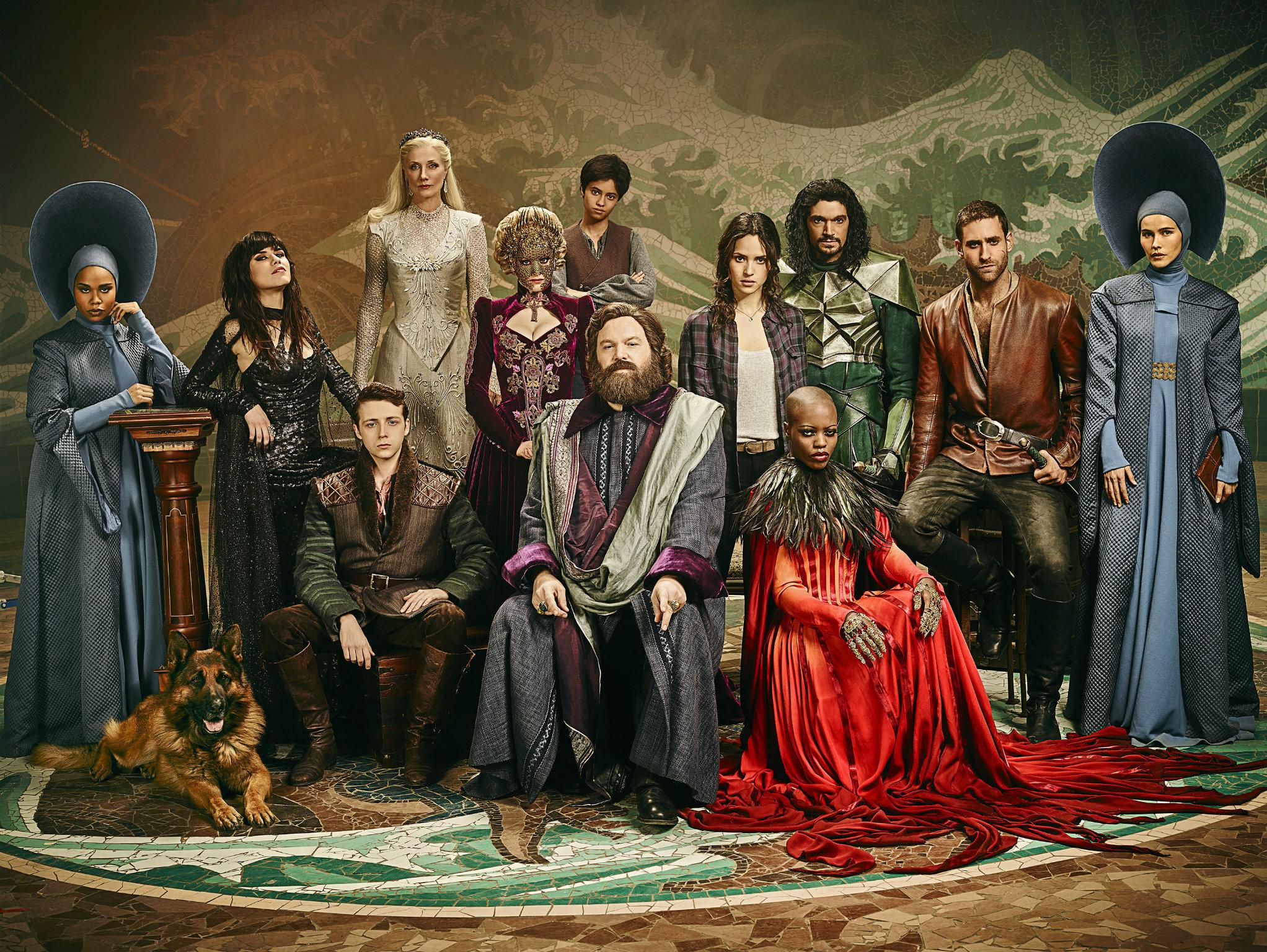 Serie de TV Emerald City