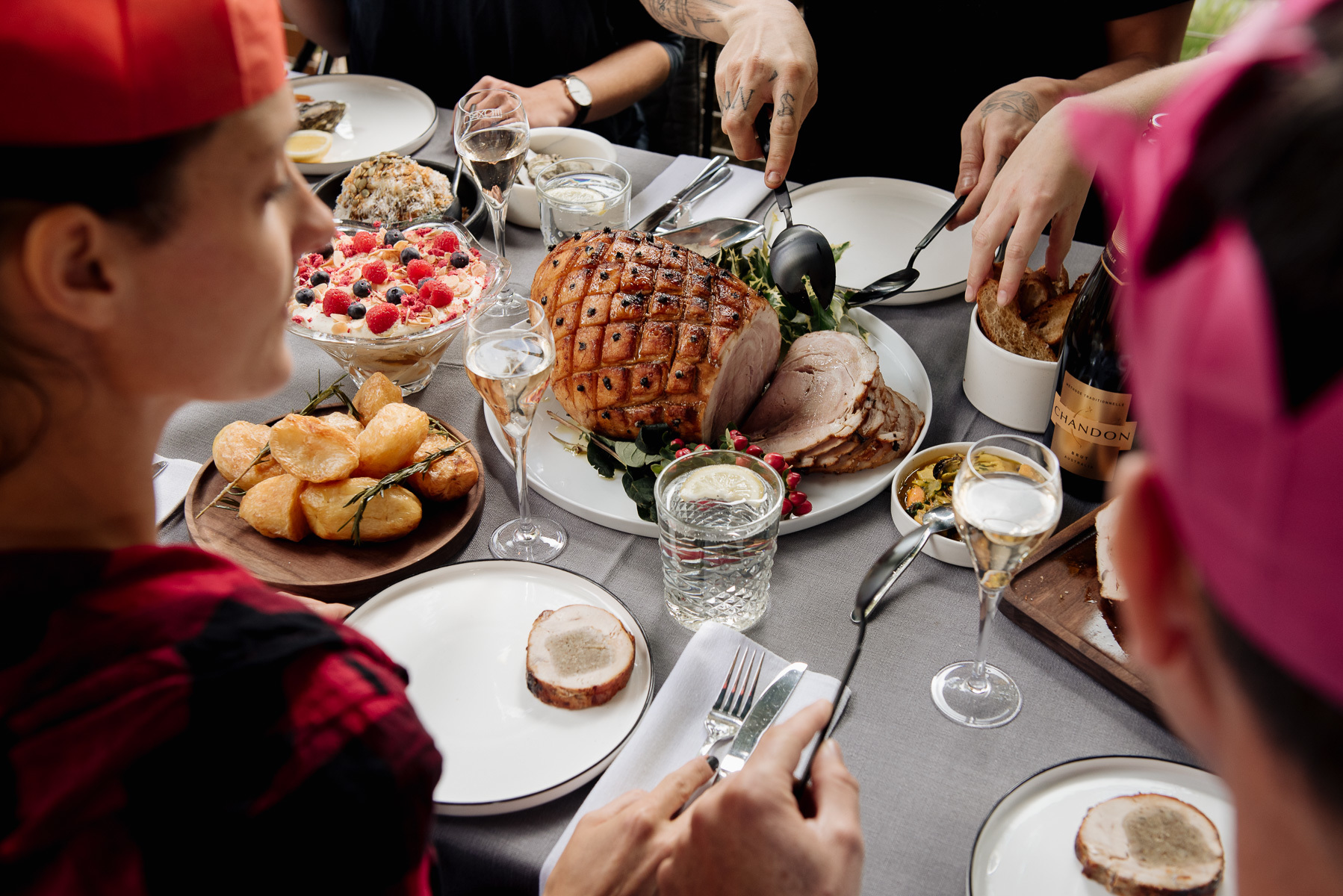 The best Christmas Day lunches in Melbourne