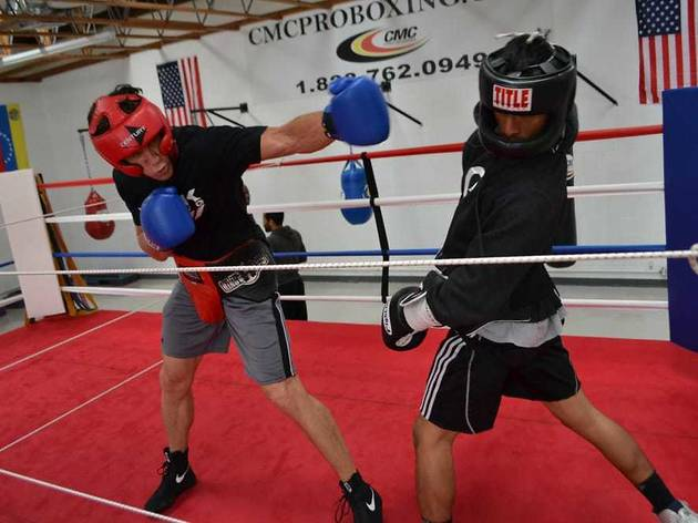 CMC Pro Boxing