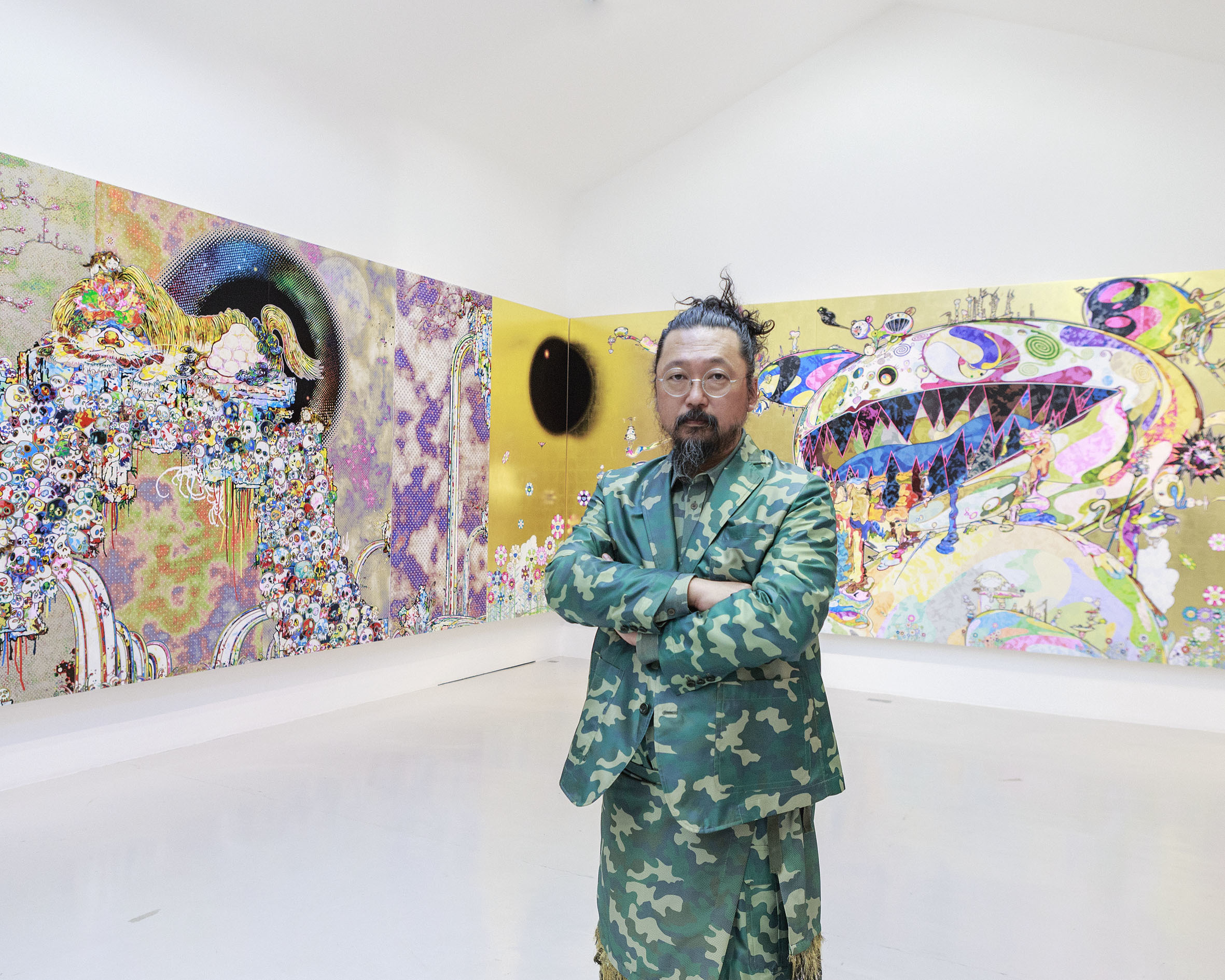 Takashi Murakami   Time Out Tokyo