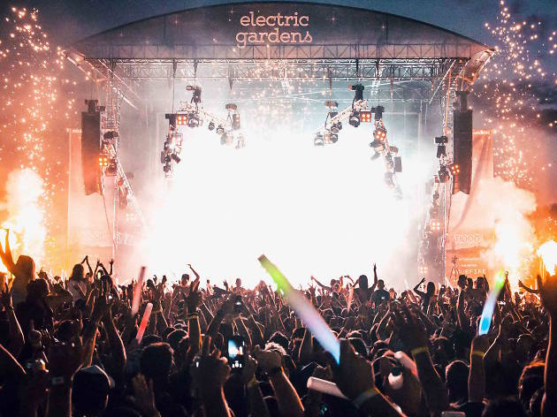 Win four tickets to electronic music festival Electric Gardens