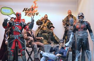 Hot Toys, Fat Toys