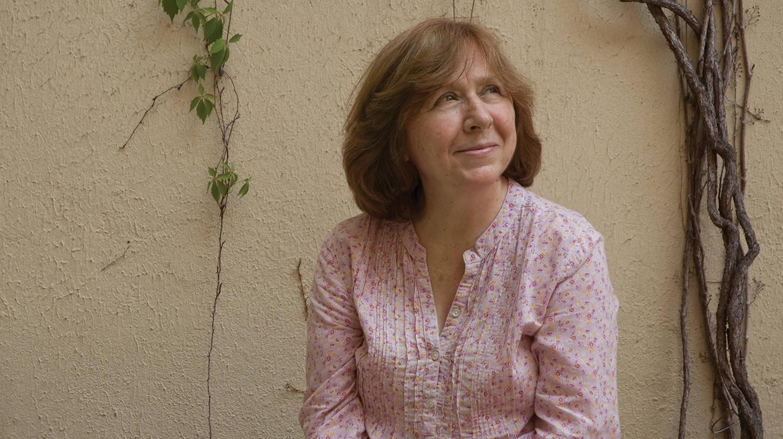 Nobel ödülü sahibi Boleruslu Svetlana Aleksiyeviç eserleri üzerine