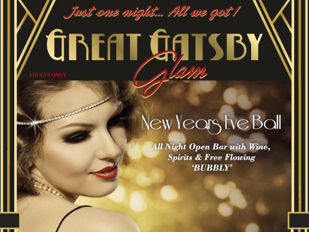 Great Gatsby Glam Namo NYE Party