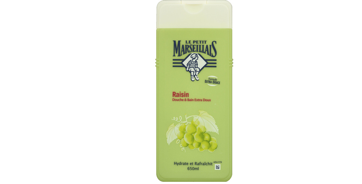 Le Petit Marseillais soaps and shower gels