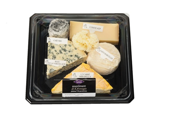 Stinky cheese selection box