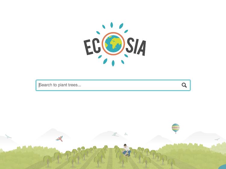 Utiliser un moteur de recherche qui plante des arbres