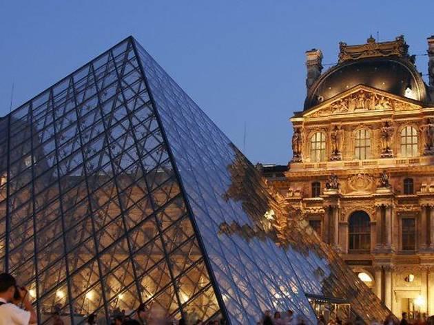 Gagnez vos invitations pour le Musée du Louvre !