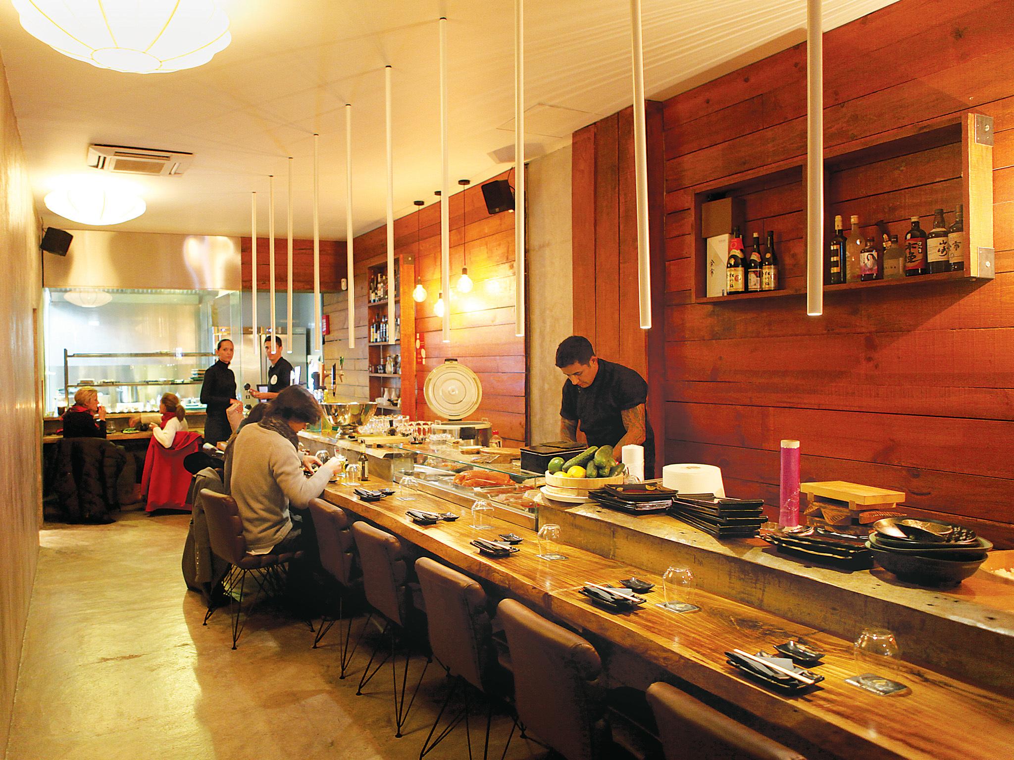 Hikidashi - Sala