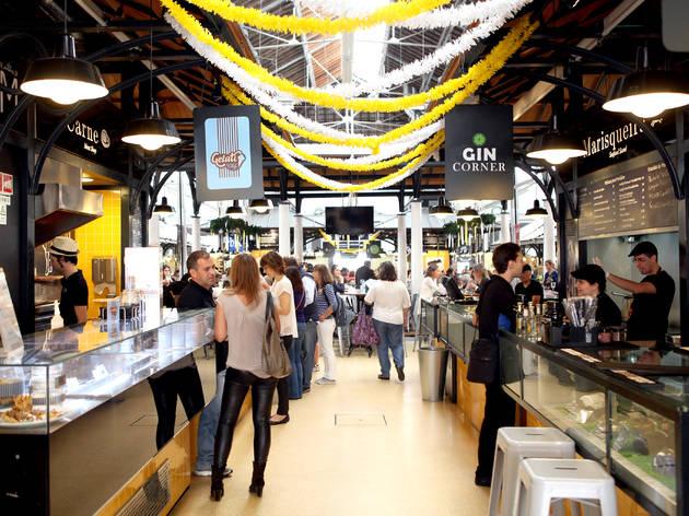 Mercado de Campo de Ourique - Sala 2
