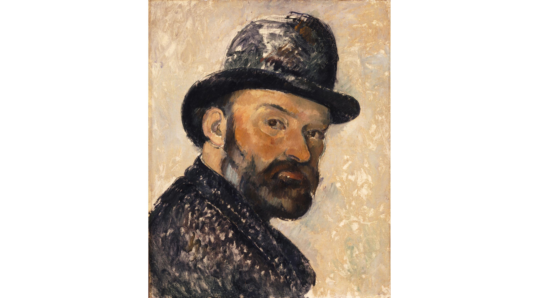 Cézanne Portraits