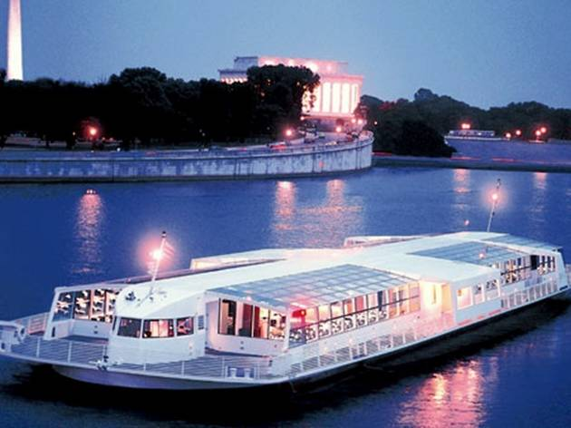 Potomac River Dinner Cruises on the Odyssey