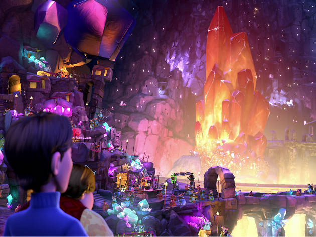 La primera serie animada de Guillermo del Toro es Trollhunters