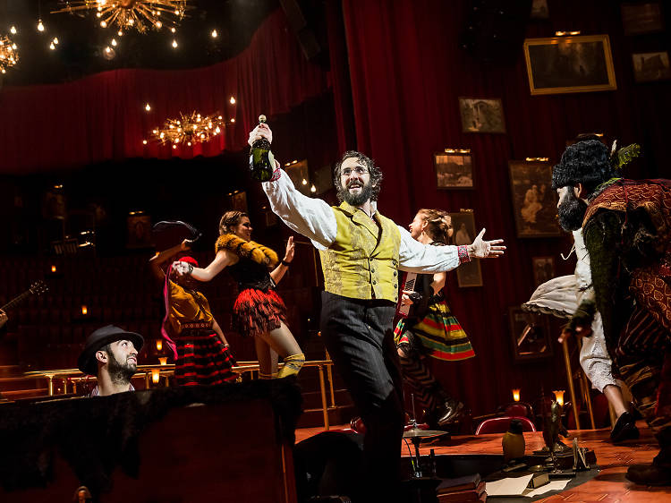 Check out a complete A-Z listing of Broadway shows in NYC