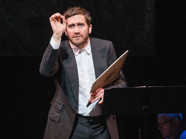 Jake Gyllenhaal to star in Sunday in the Park with George