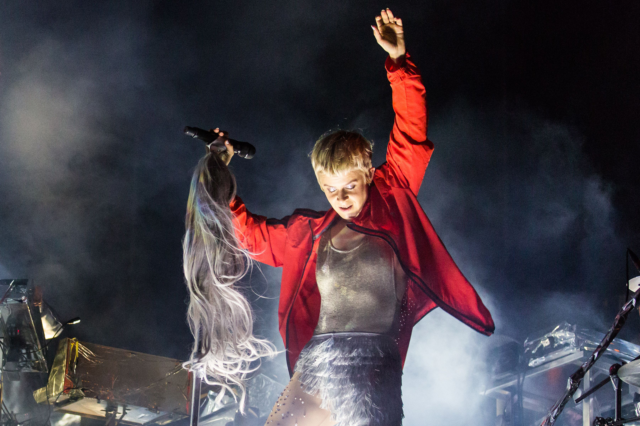 Robyn is returning to NYC to perform at Barclays Center this July