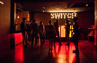 Posada de Switch Bar