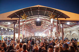 Queen Victoria Summer Night Markets