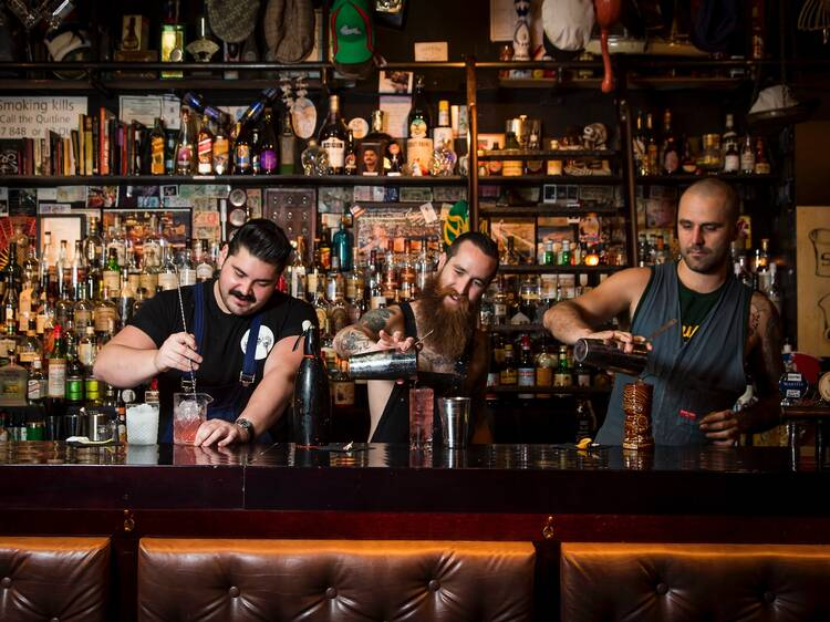 The best bars in the CBD