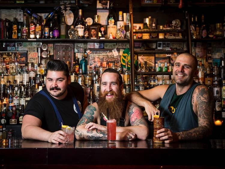 Ramblin' Rascal Tavern
