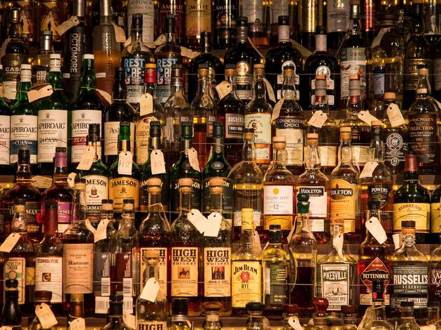 The best whisky bars in Sydney