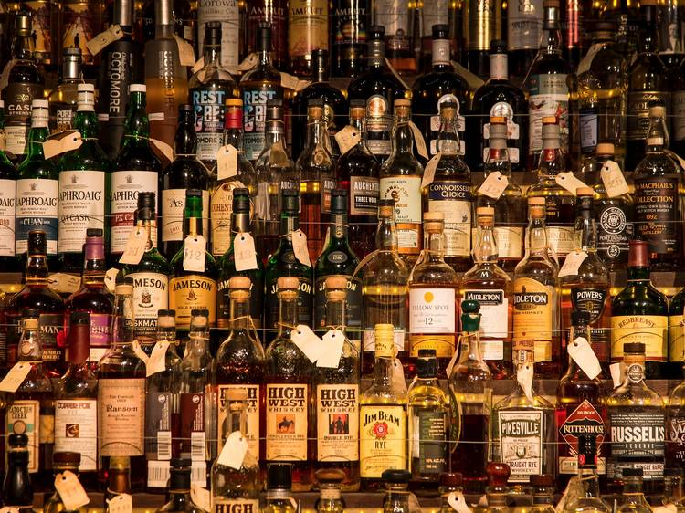 The best whisky bars in Sydney