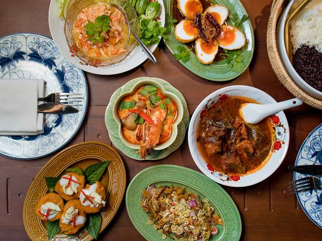 Best restaurants in Charoenkrung