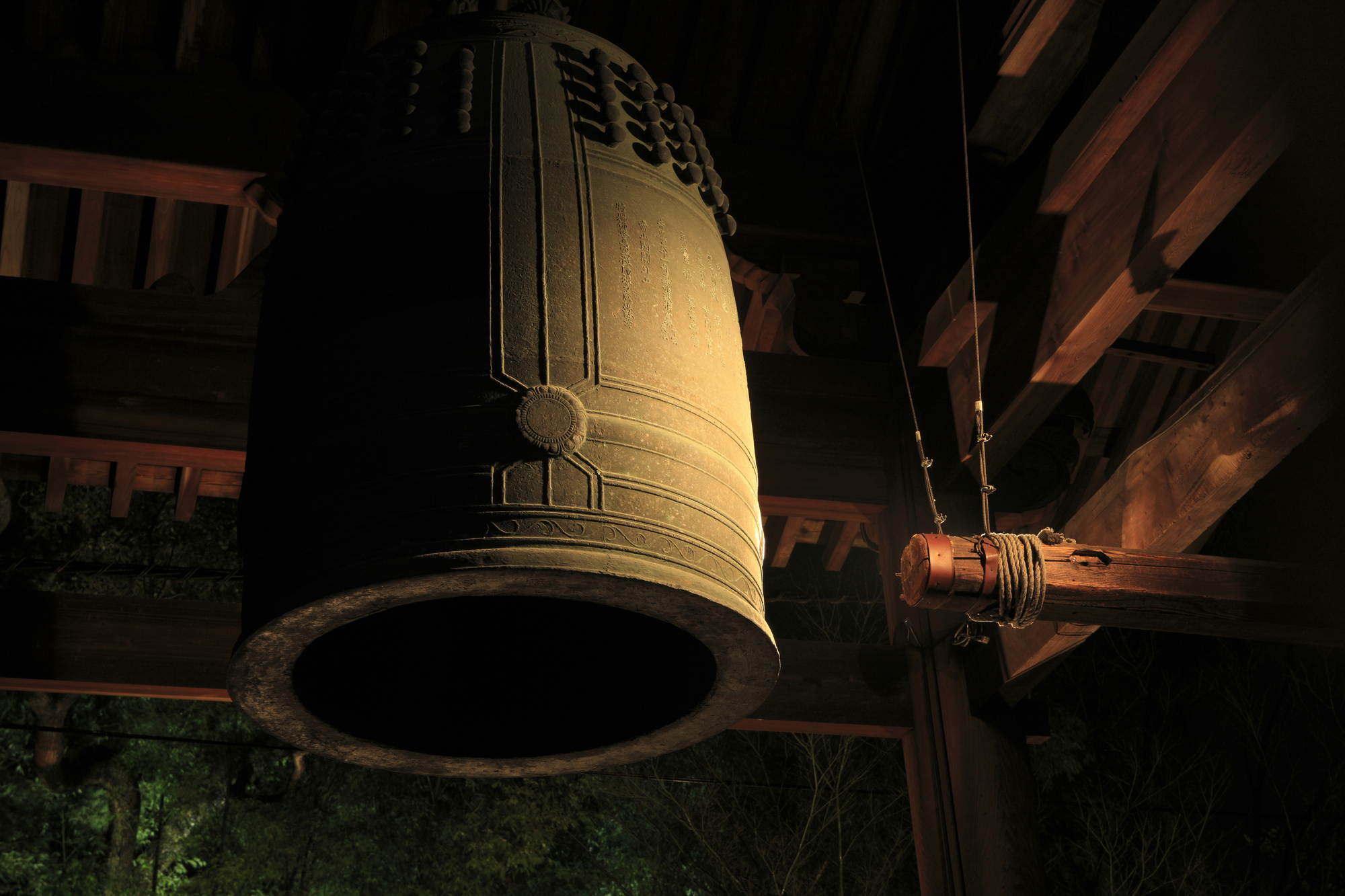 New Year's Eve temple bells | Time Out Tokyo