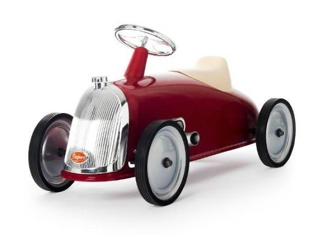 Christmas kids, Red rider ride-on