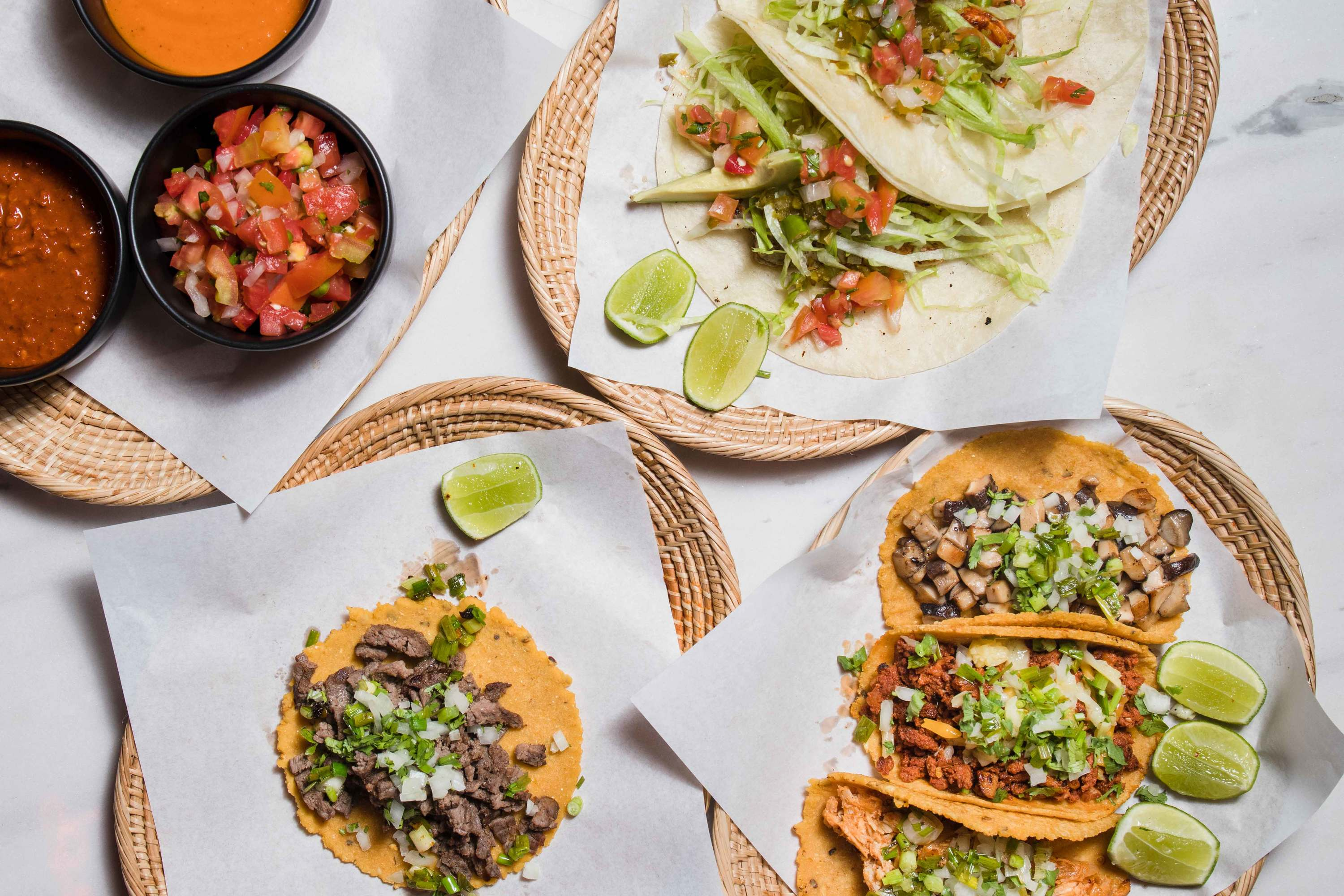 Slanted Taco serves authentic Mexican food