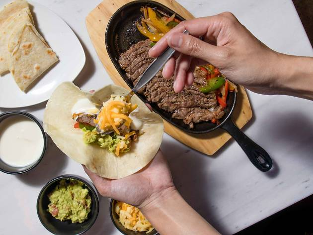 Slanted Taco serves authentic Mexican fare in Sukhumvit 23