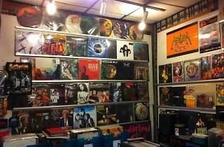 Heaven & Hell Record Shop 01