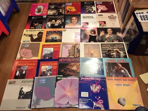 Record Shop 04