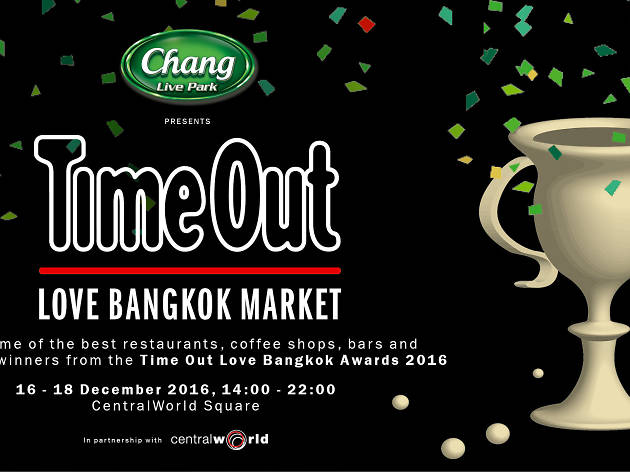 Chang Live Park presents Time Out Bangkok Love Market