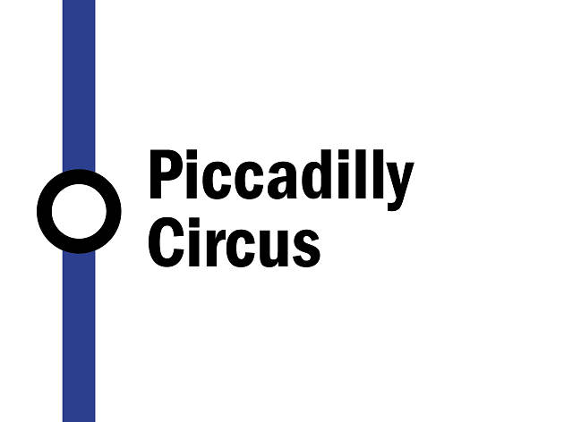 Piccadilly Circus, Piccadilly Line