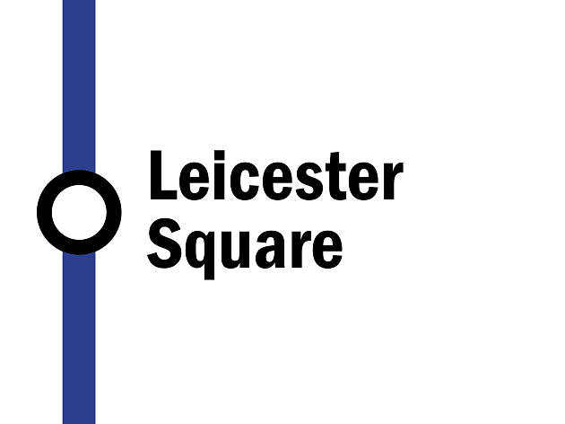 Leicester Square, Piccadilly Line
