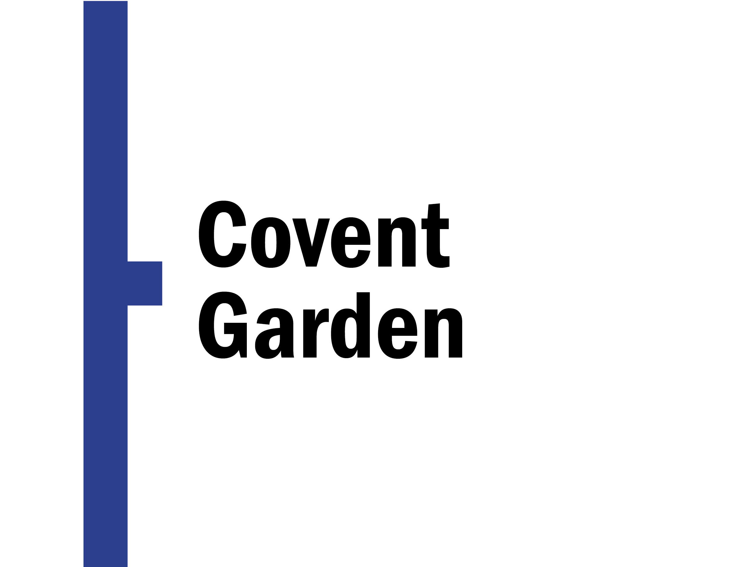 Covent Garden, Piccadilly Line