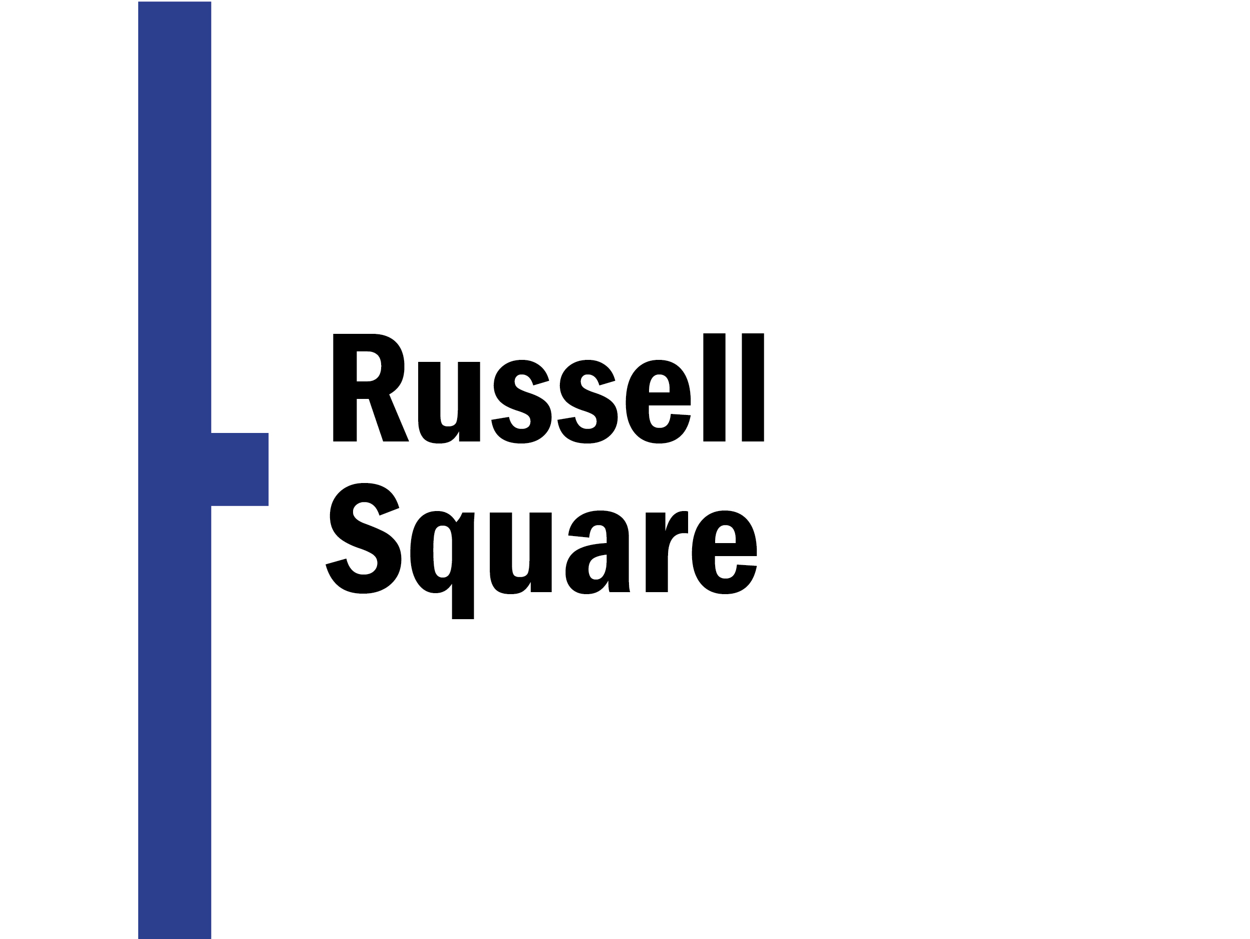 Russell Square, Piccadilly Line