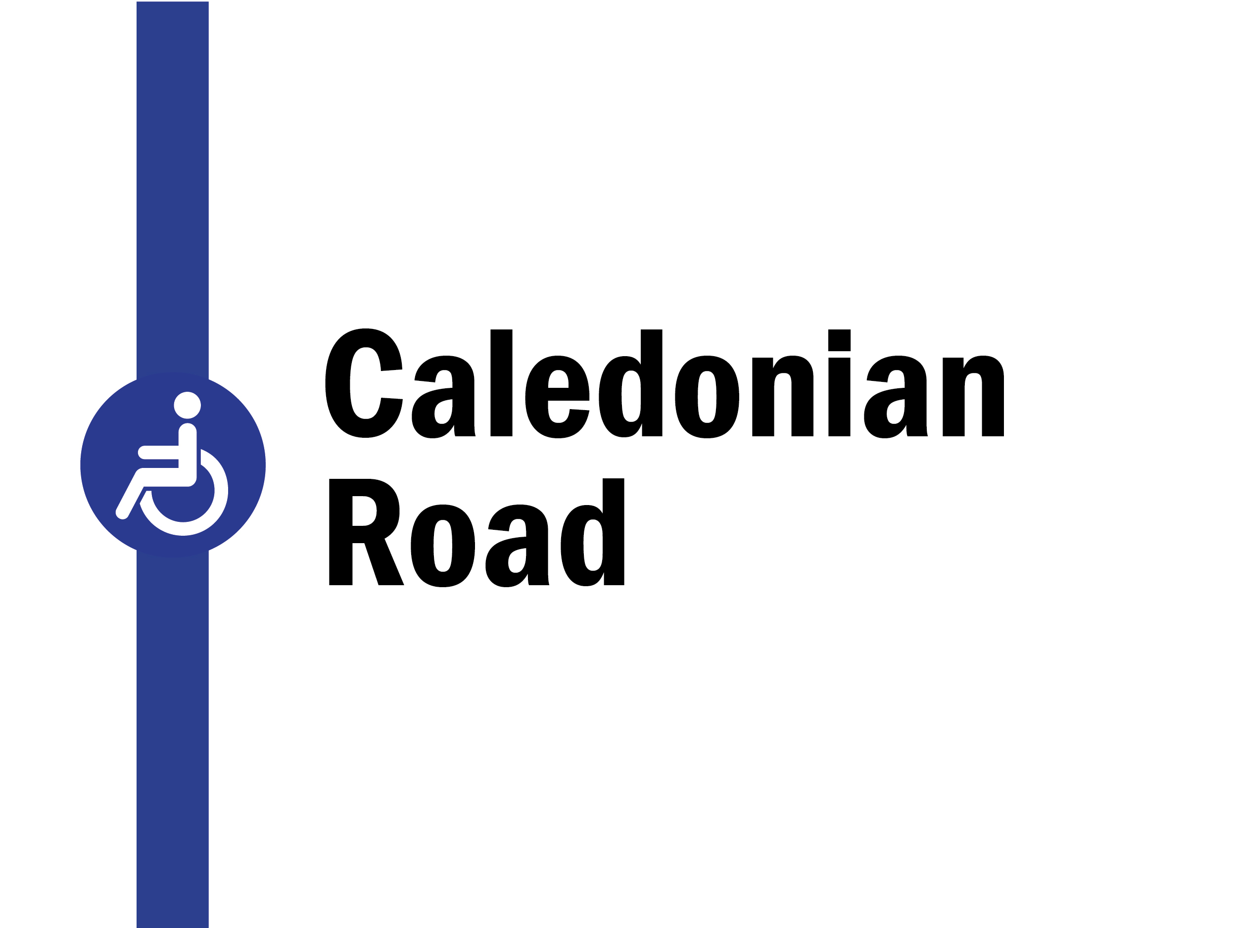 Caledonian Road, Piccadilly Line