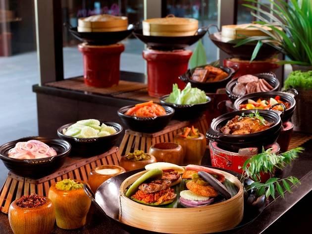 Flavours At Zhongshan Park - Ah Hood Burger