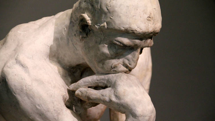 Auguste Rodin au Grand Palais