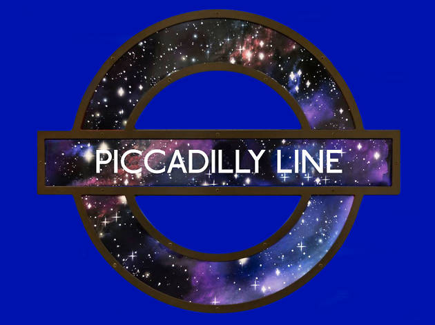 Late-night bars and clubs on the Piccadilly line