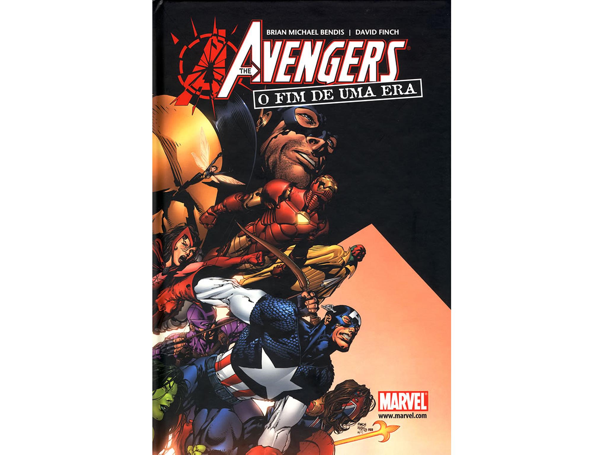 Comic Book - Avengers