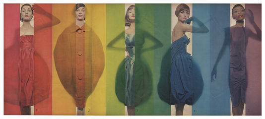 Studio Blumenfeld New York, 1960