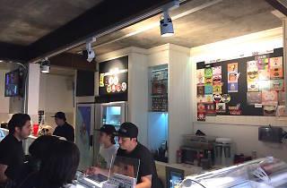 Laboratorio de helados