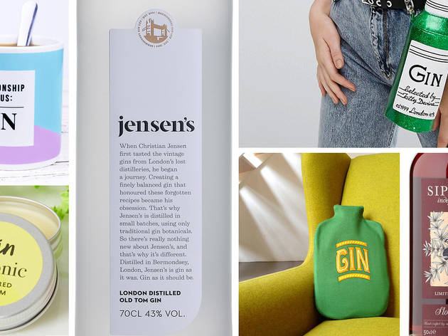19 awesome gifts for someone 'in a relationship' with gin